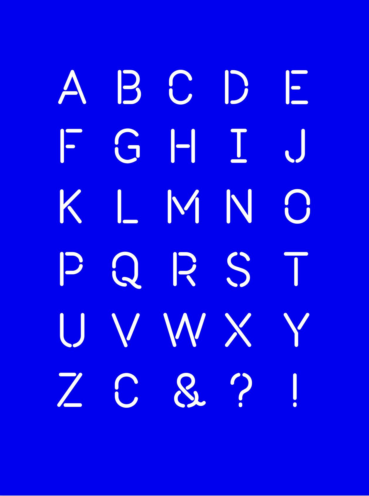 Roska Free Font - decorative-display