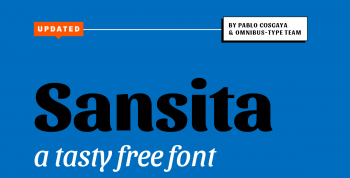 Sansita Free Font - sans-serif