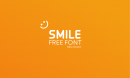 Smile Free Font - sans-serif