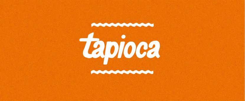 Tapioca Free Typeface - sans-serif