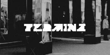 TERMINA Free Font -