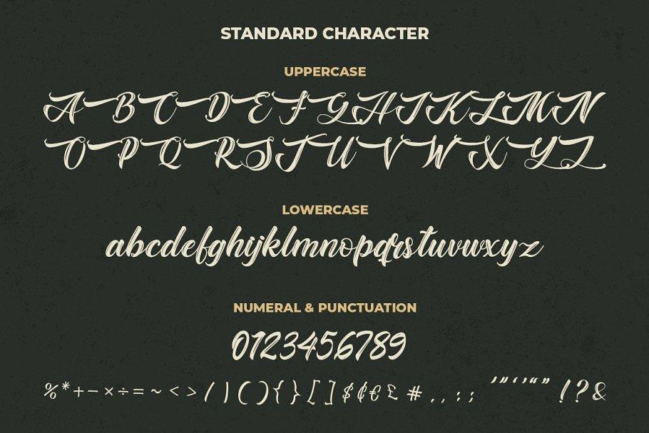 The Baghotta Free Font - script