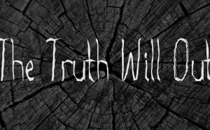 The Truth Will Out Free Font -