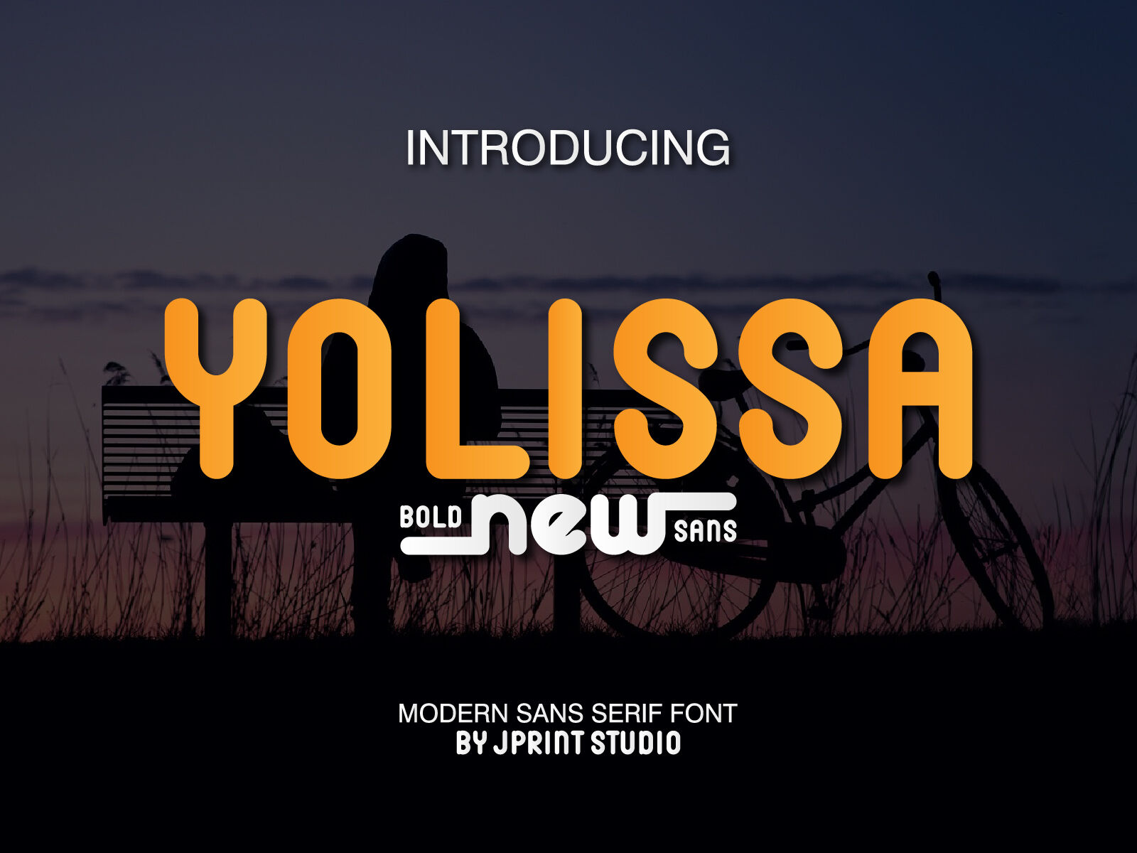 Yolissa Free Font - sans-serif
