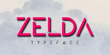 ZELDA Free Typeface
