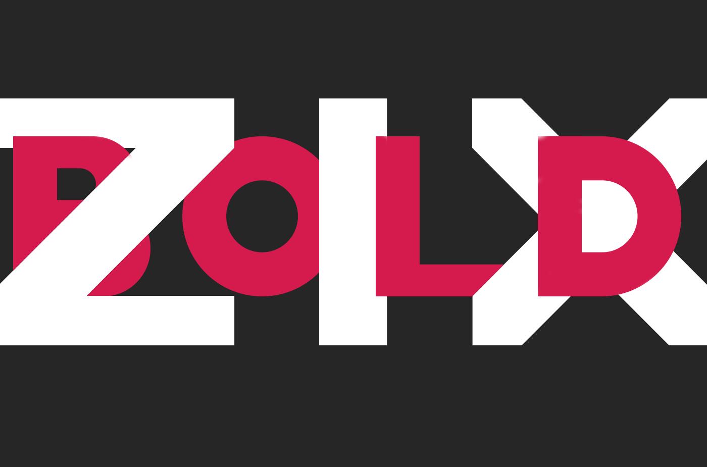 ZIX Free Font - decorative-display