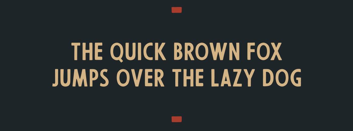 56th Street Free Font - sans-serif