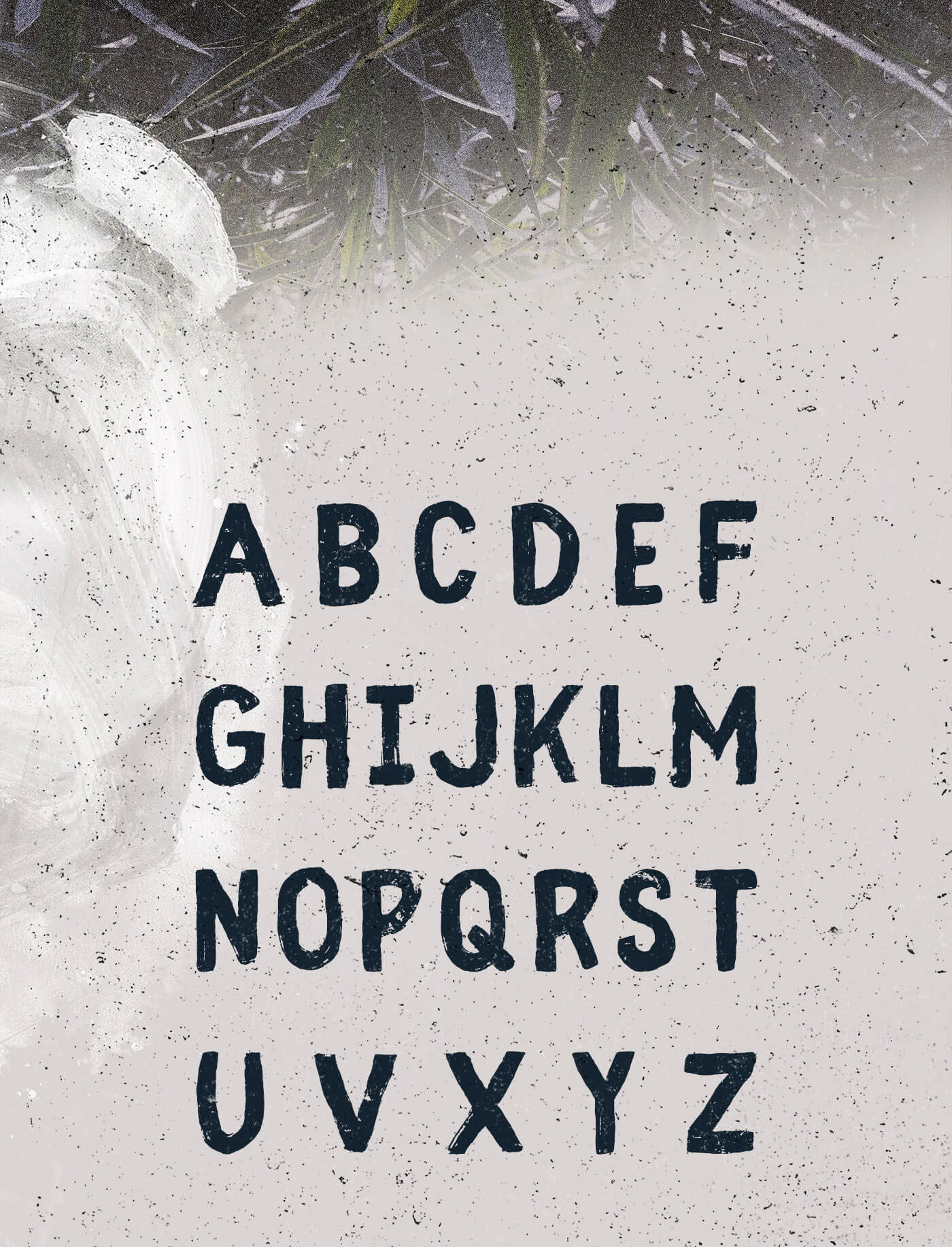 Fibre Free Vintage Font - script