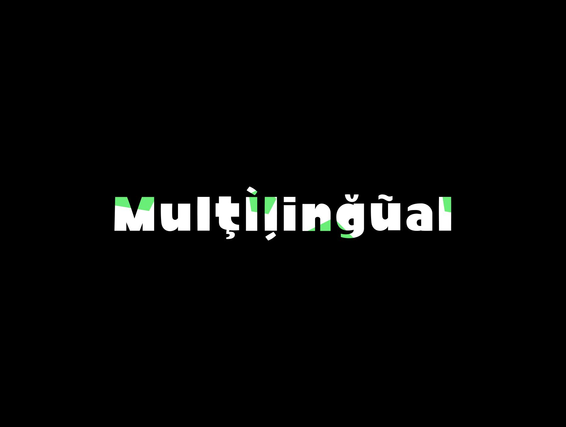 Semlor Free Font - sans-serif