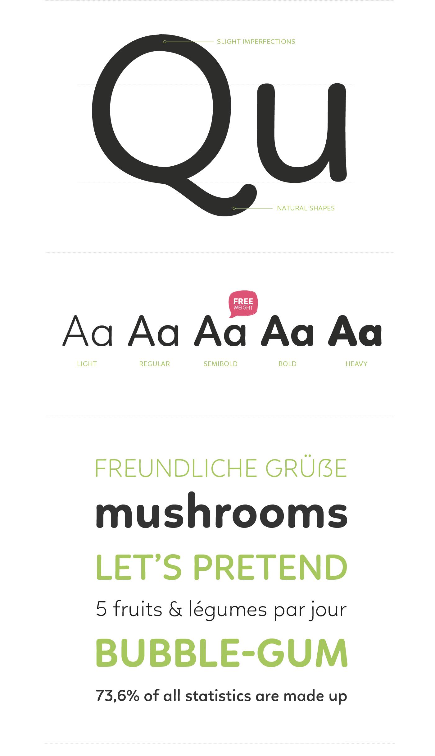Linotte Typeface — fontsrepo