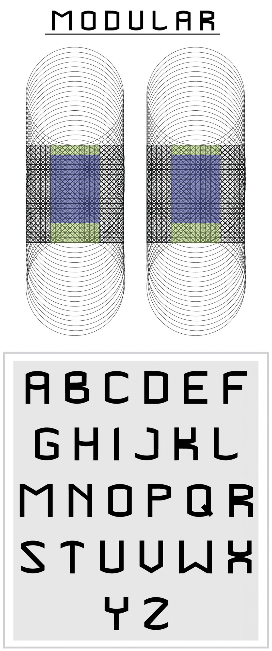 ABDI Free Font - decorative-display