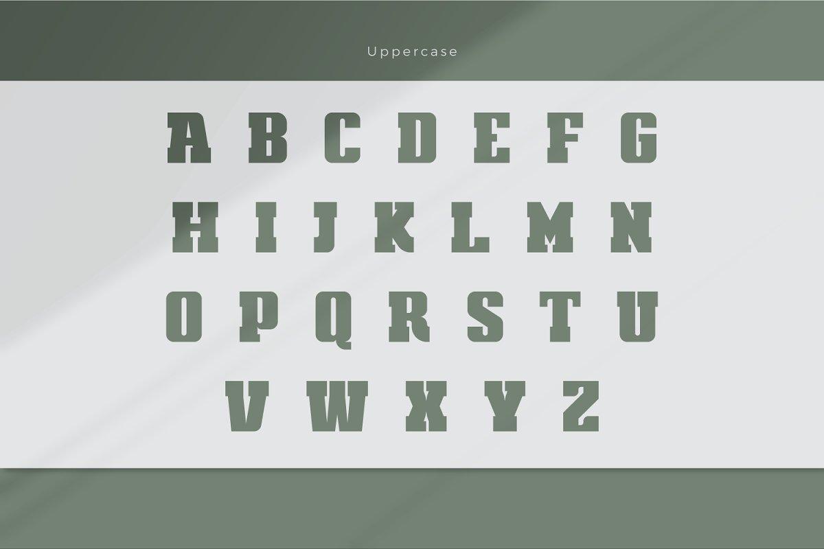 Amoba Free Font - decorative-display