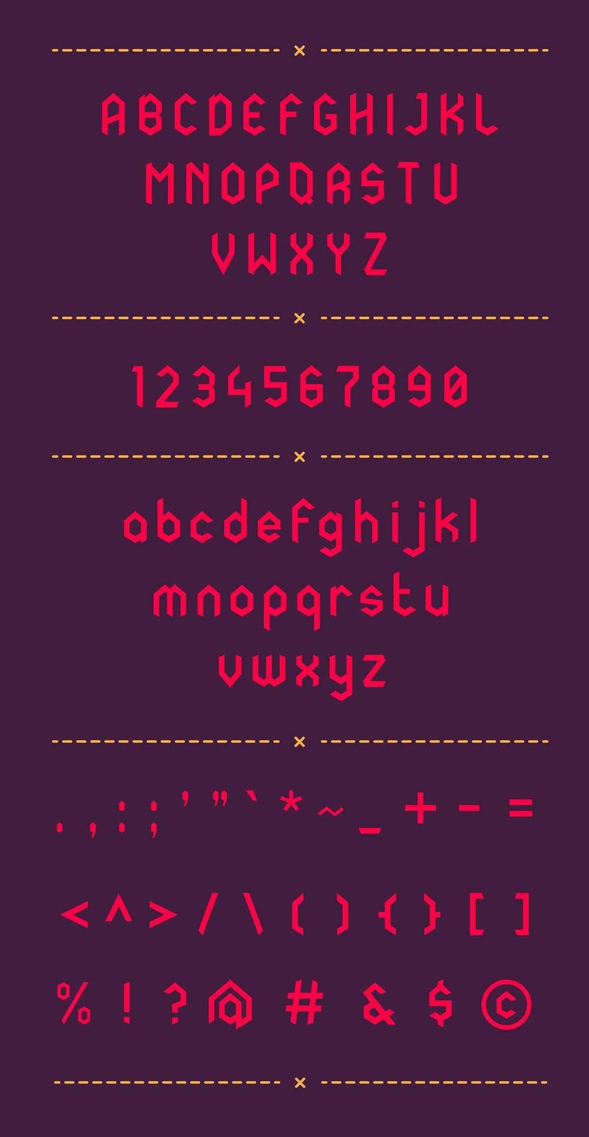 AREXA Free Font - sans-serif