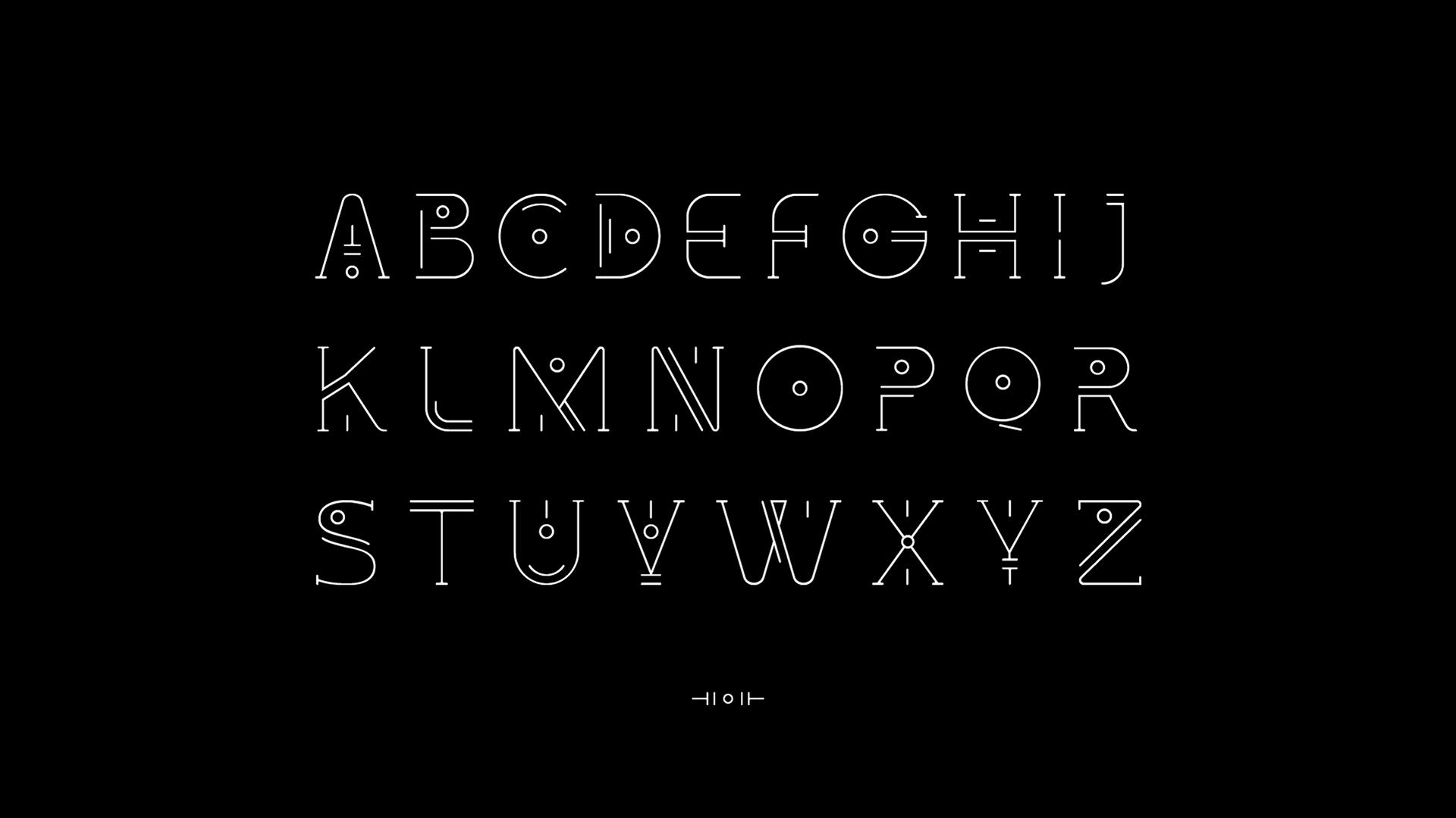 AYOR Free Font - decorative