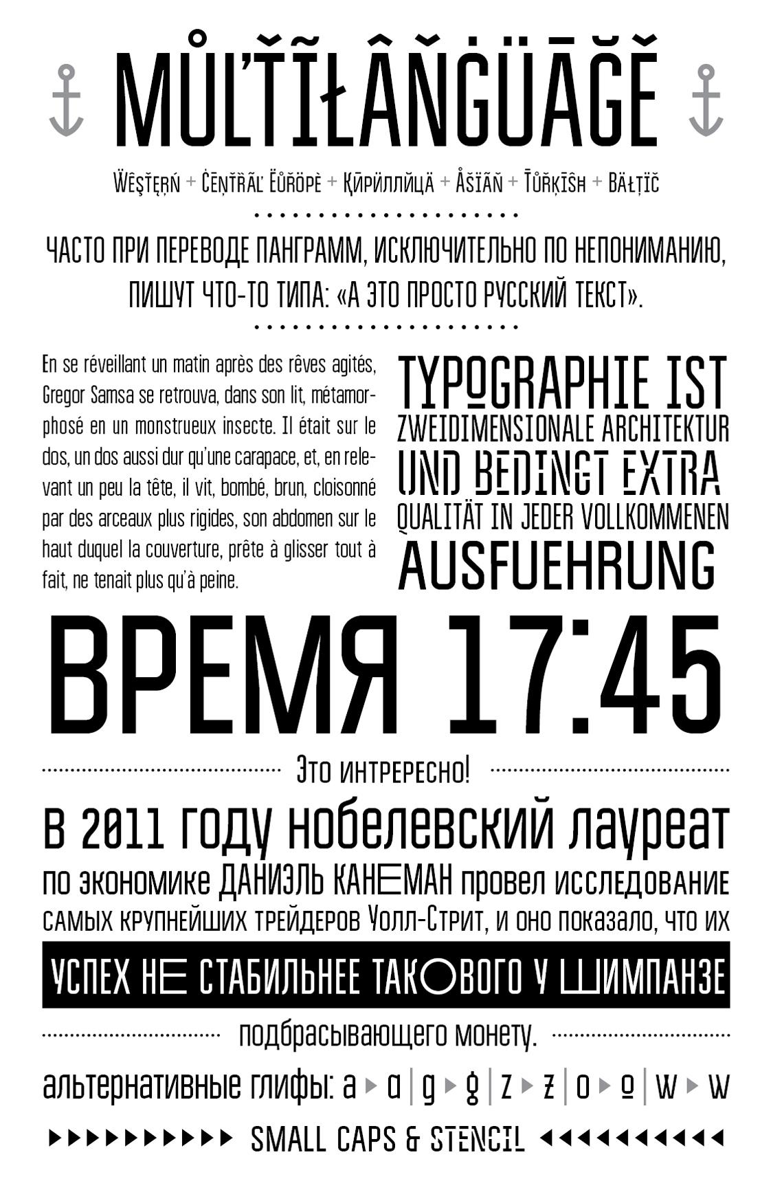 Bravo! Free Font — fontsrepo
