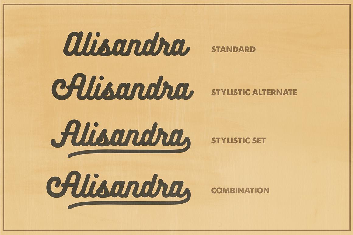 Bukhari Free Font - script