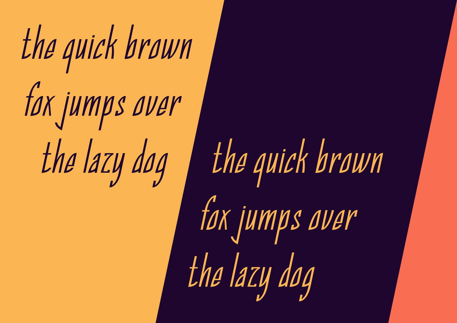 Flok Free Font - sans-serif