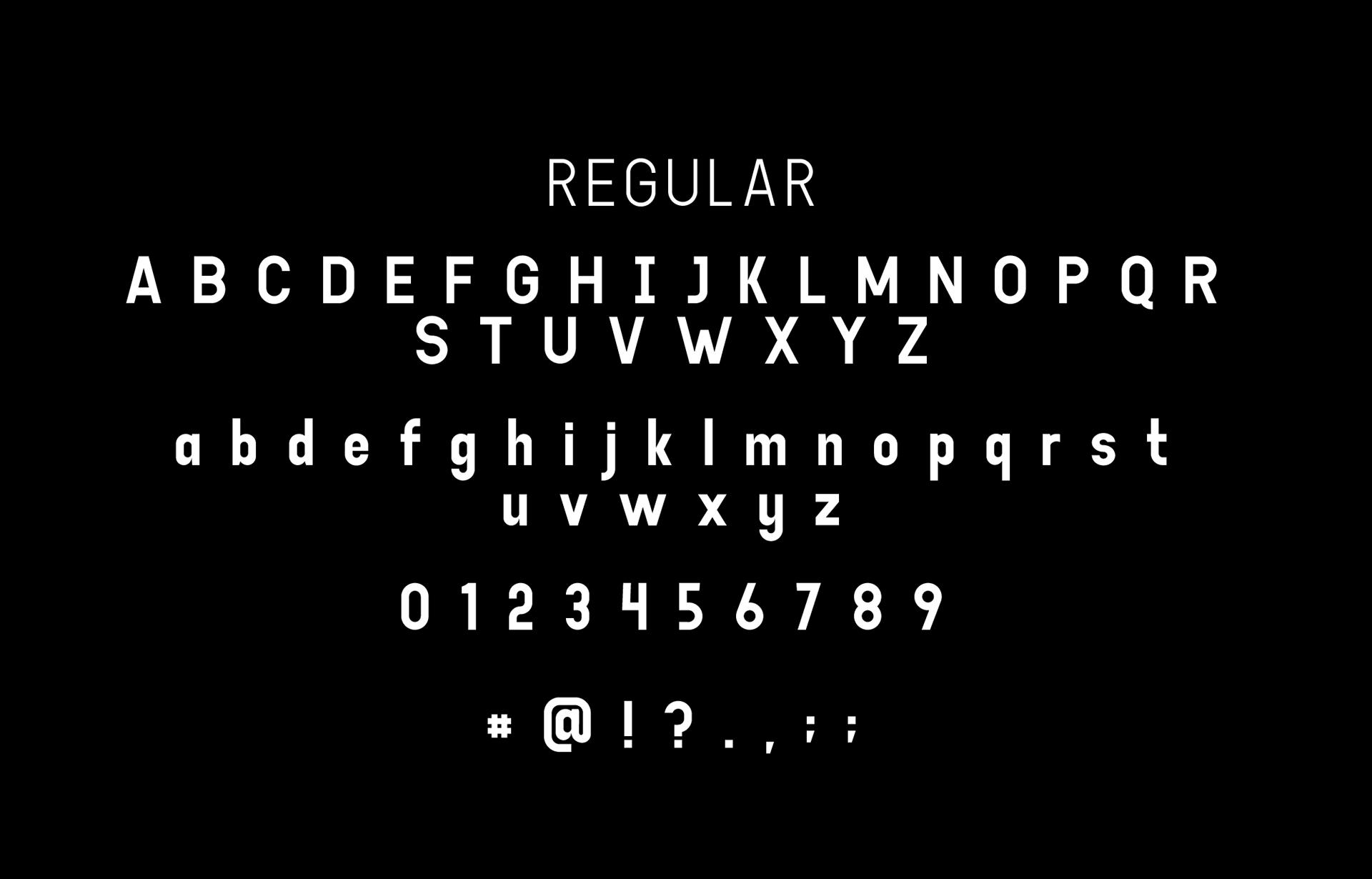 Goodlight Free Typeface - sans-serif