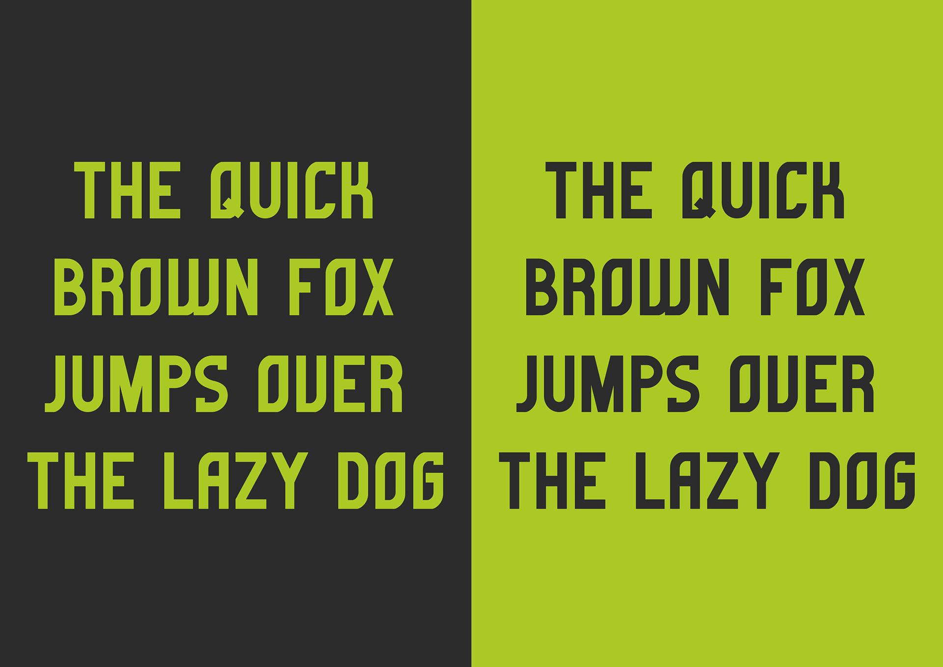 Gorem Free Typeface - sans-serif