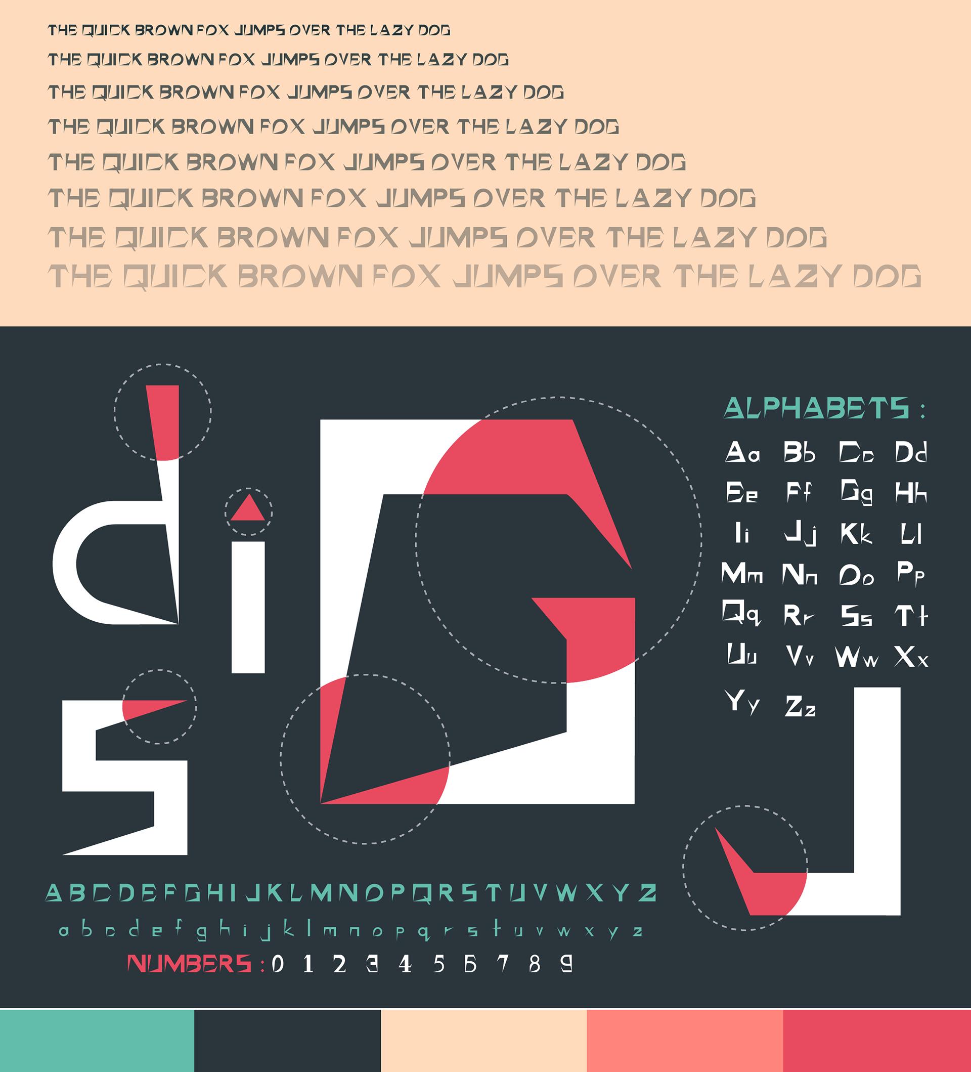 Grista Free Font - decorative