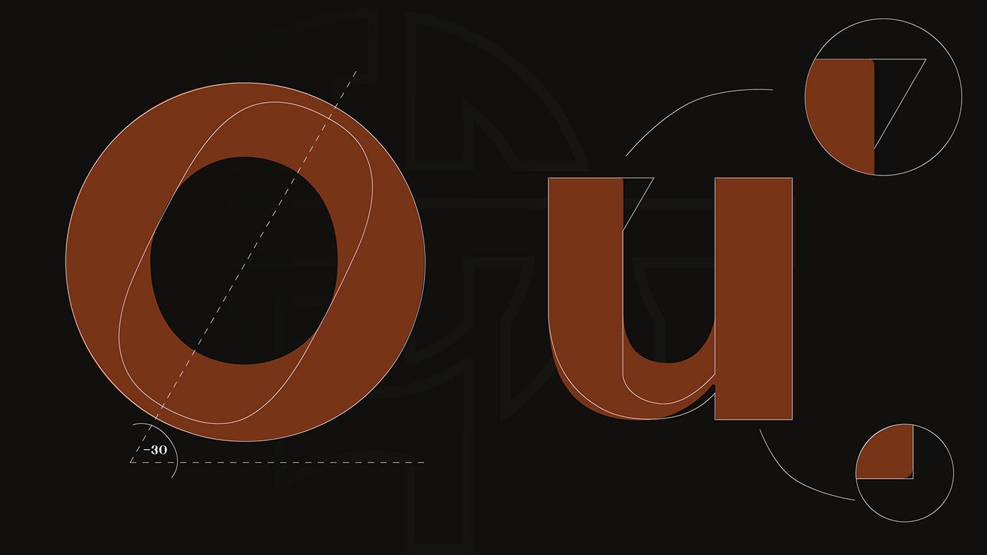 HacoFont Free Font - decorative-display