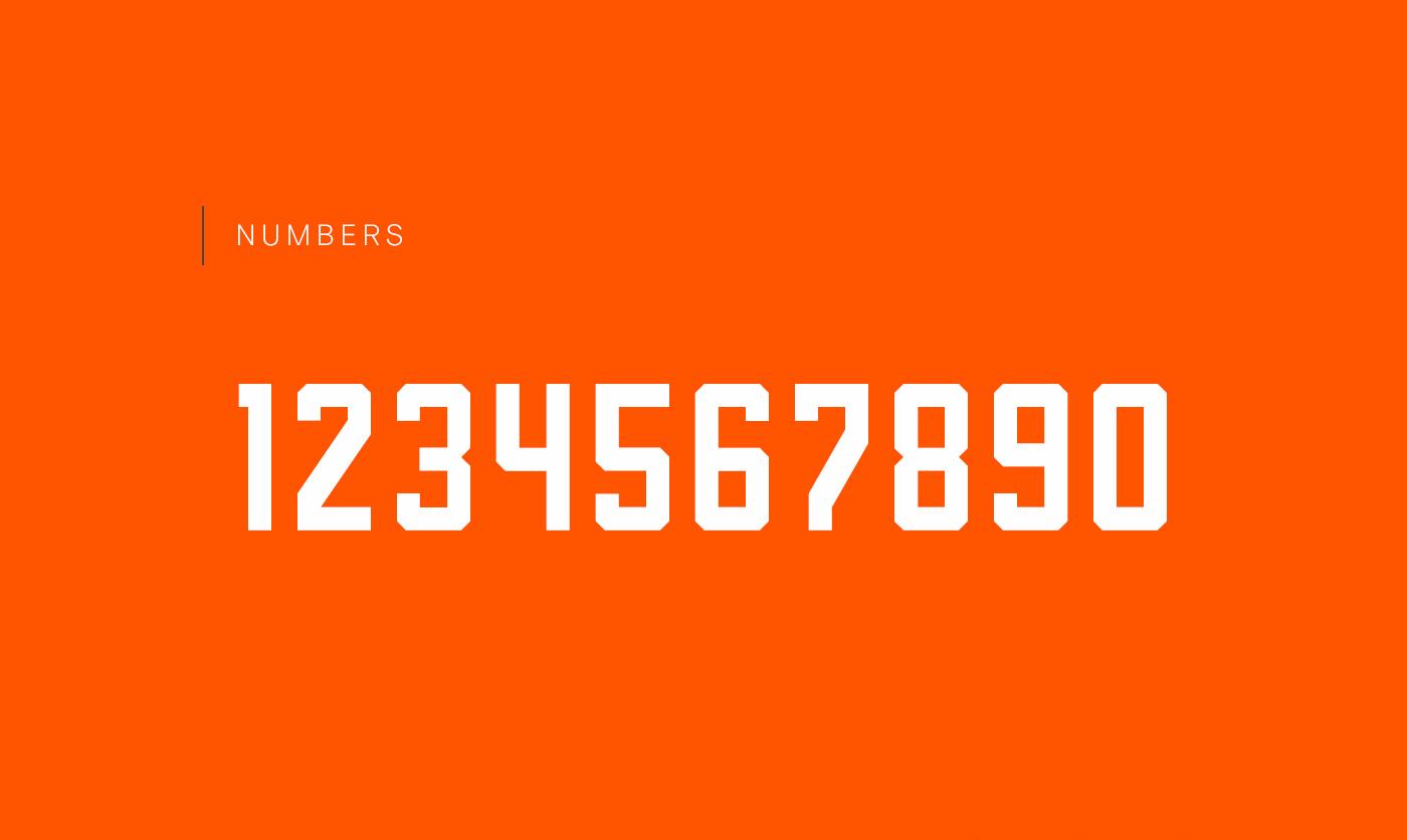 Hal Free Typeface -