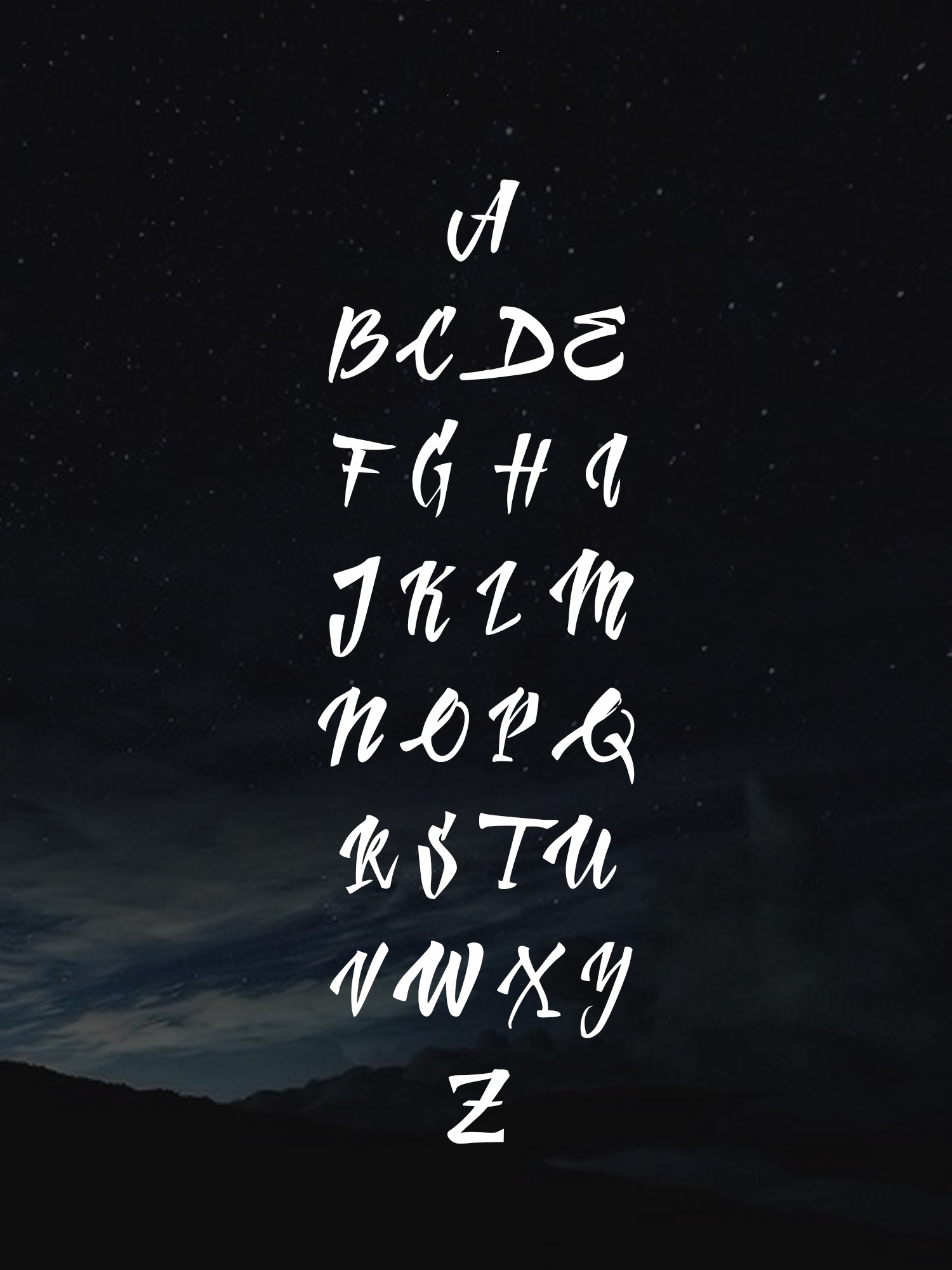 Handletter Free Font - script