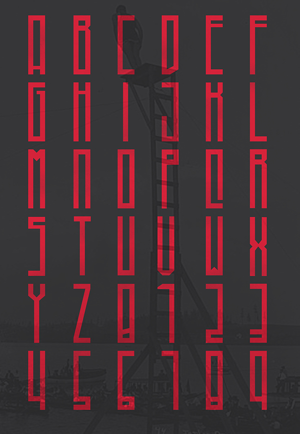 Higher Free Font -