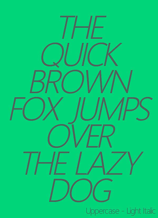 Homizio Nova Free Font Family - sans-serif