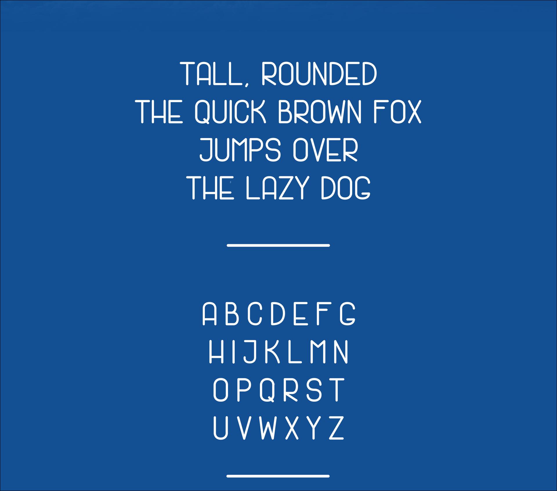 Jack Lane Free Font - sans-serif