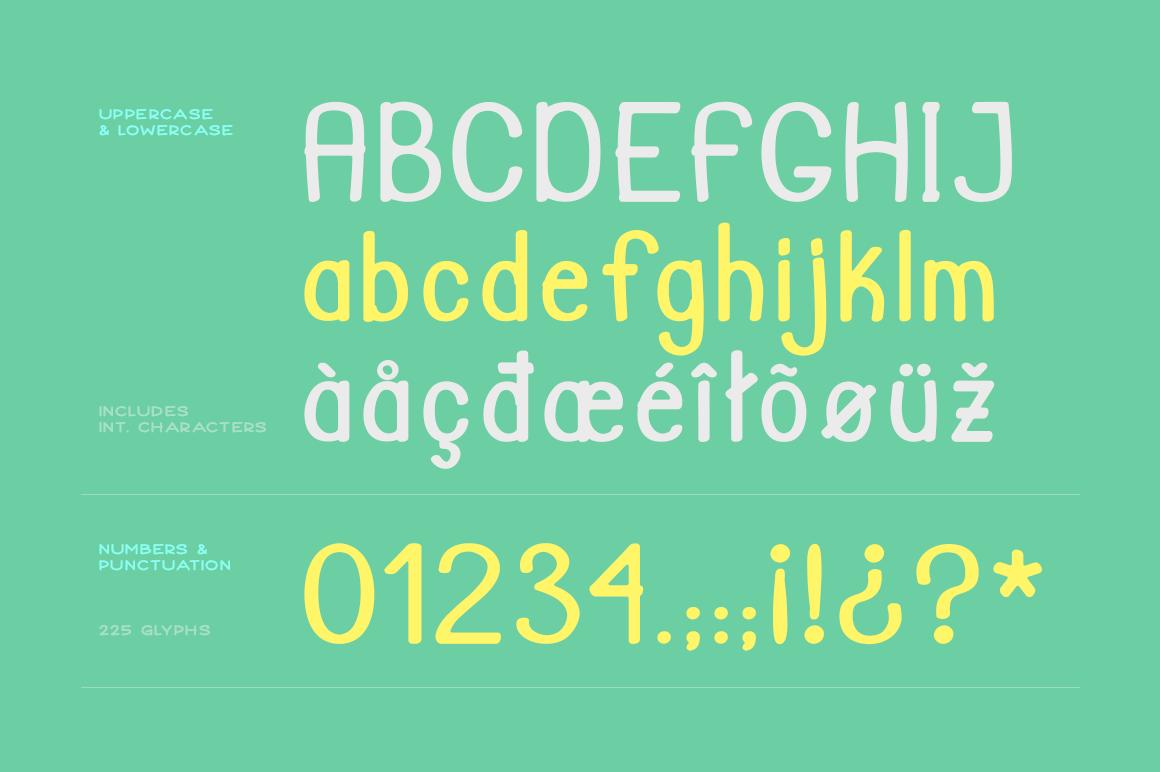 JuanMikes Free Font - script