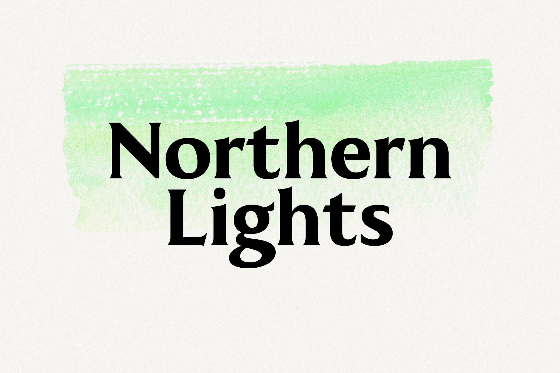 Kenfolg Free Font - serif