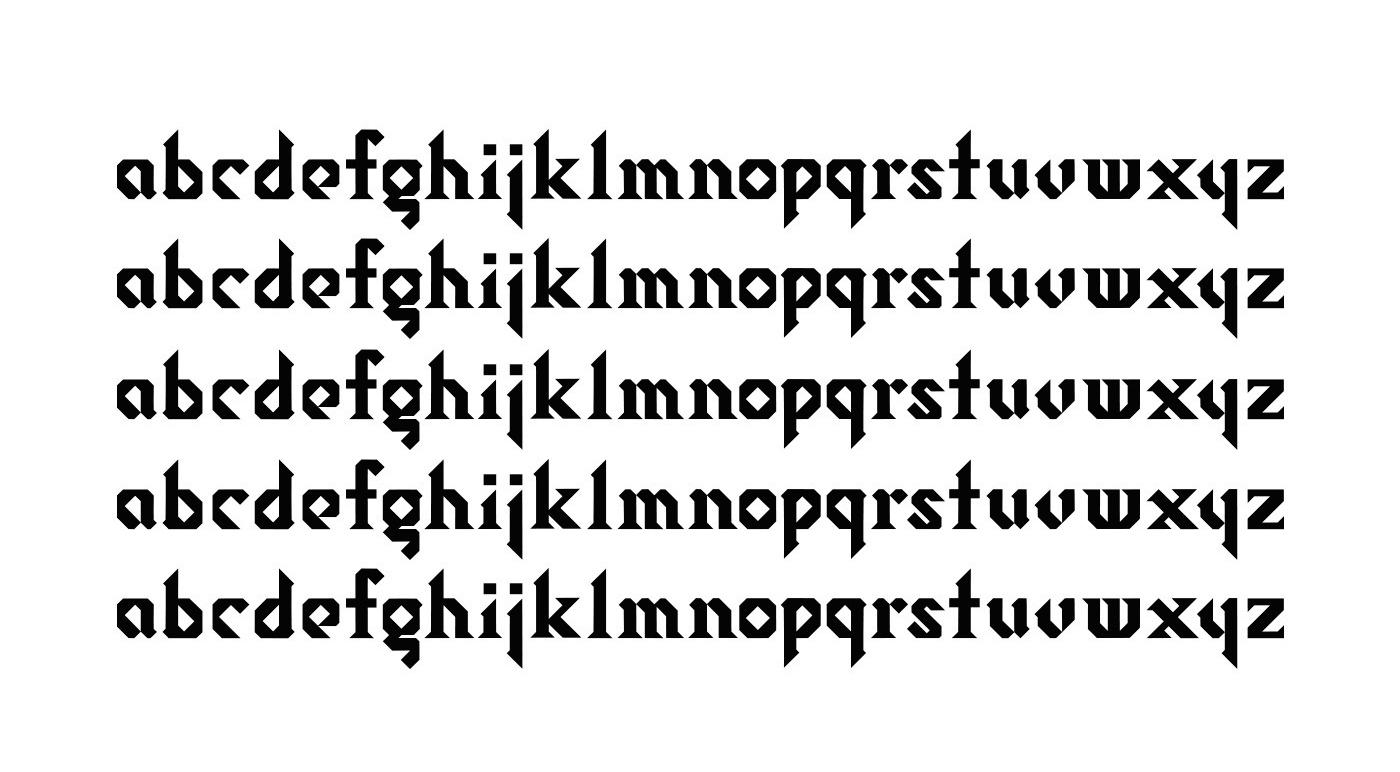 Kunt Free Font -