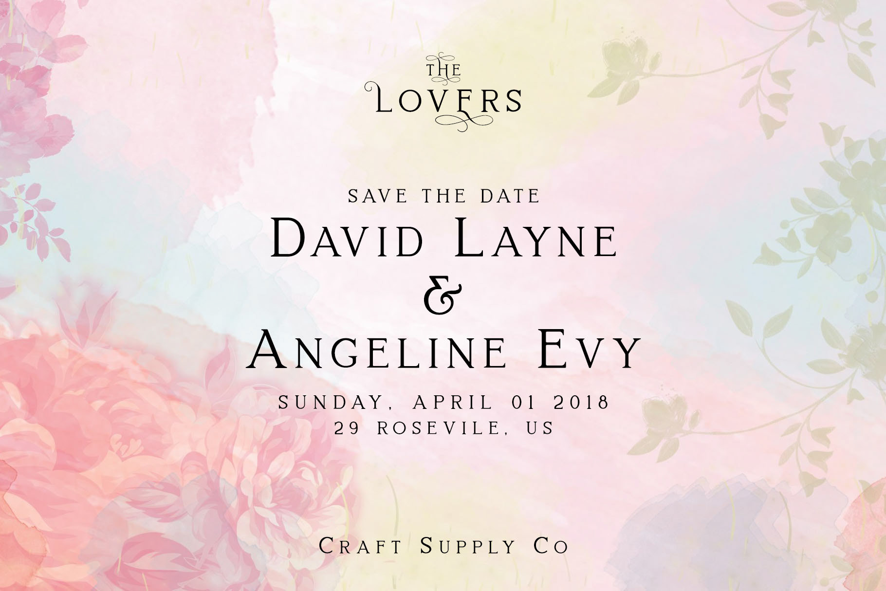 Lovelyn Free Font - serif
