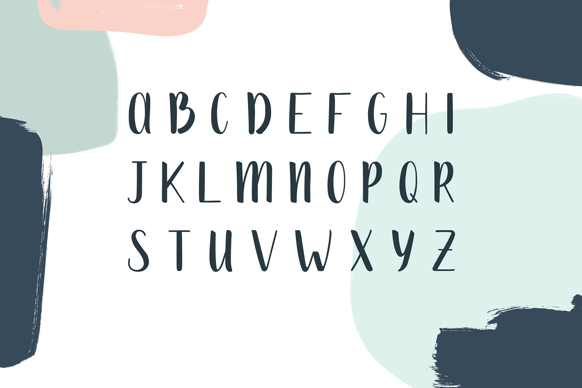 Mona Free Font - script