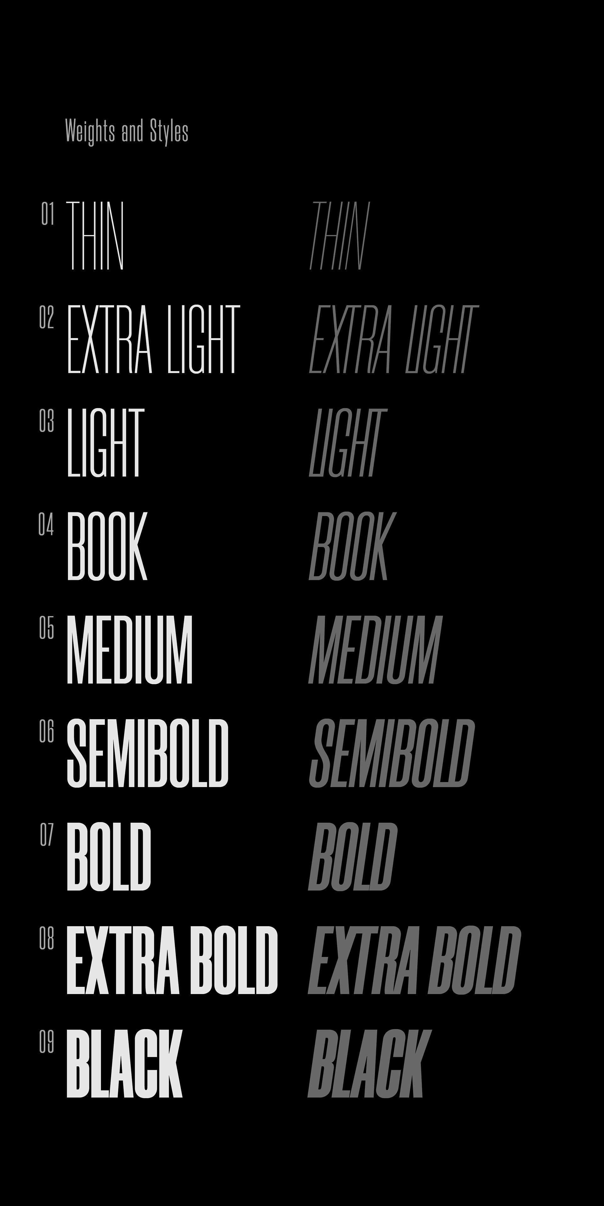 Morganite Free Font Family - sans-serif
