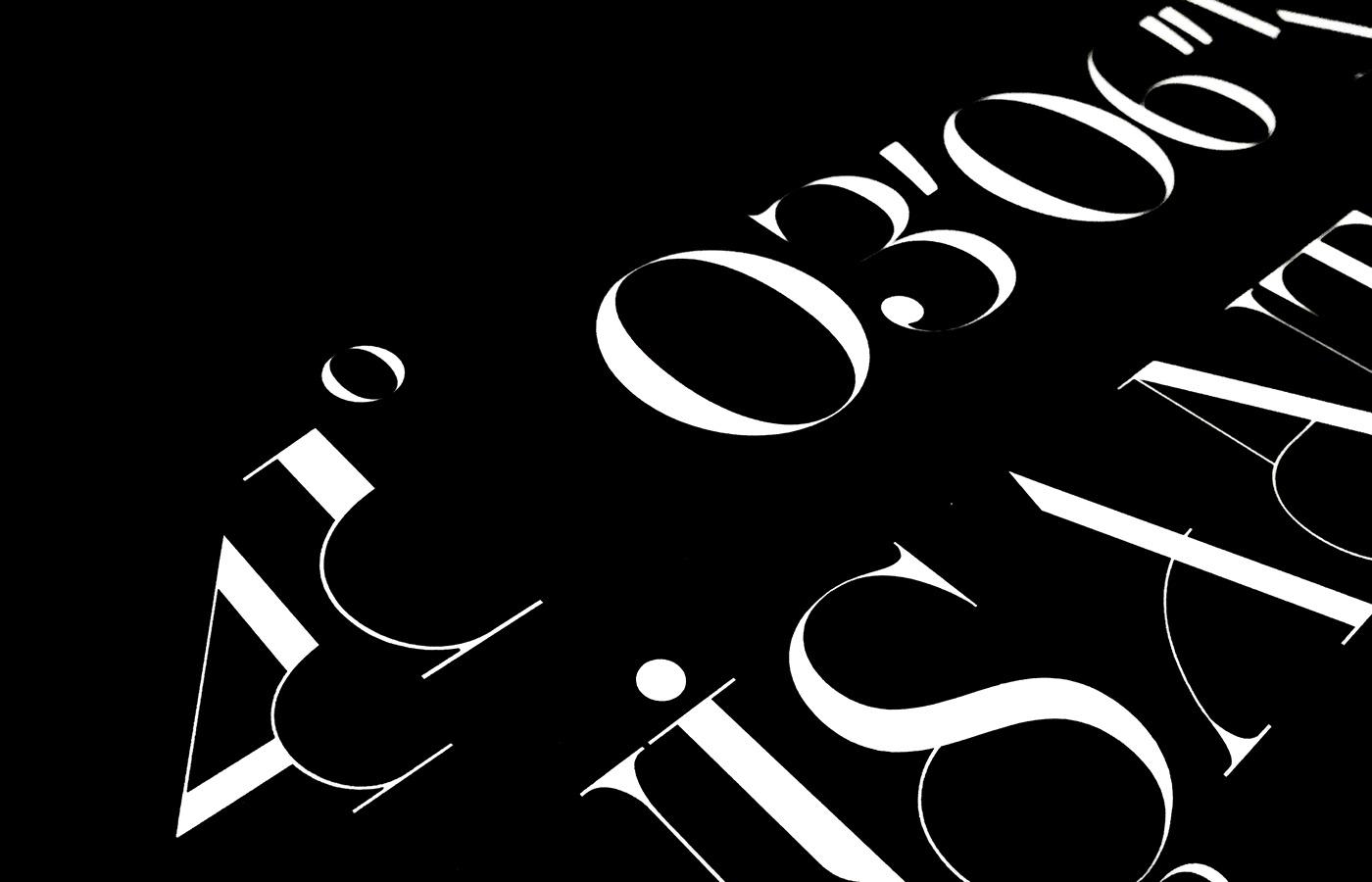Nişantaşı Free Typeface - decorative