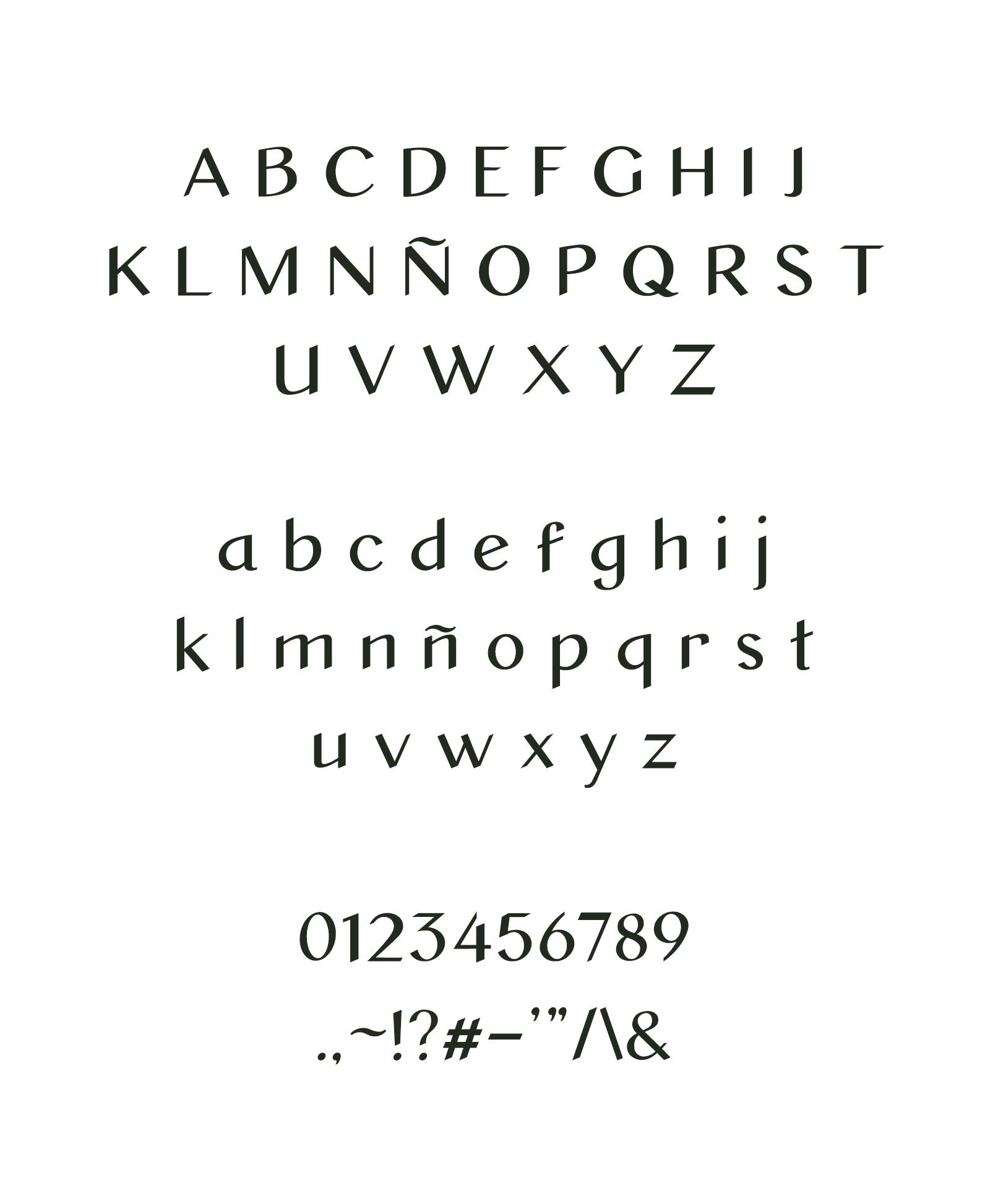 QUEZON Free Font - sans-serif