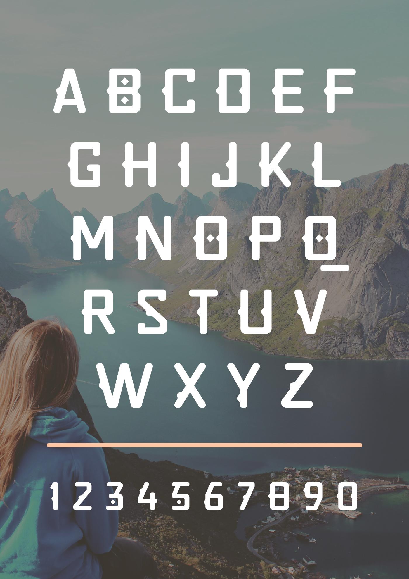 Quirko Free Font - sans-serif