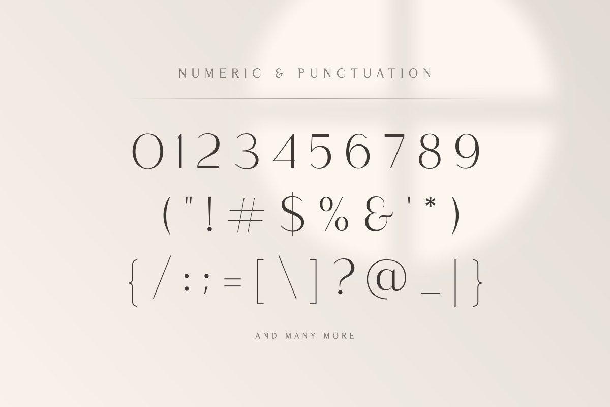 Saudagar Free Font - decorative-display
