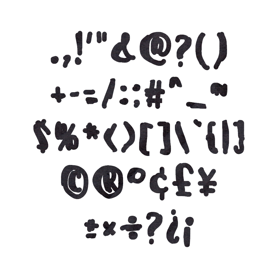 SenseiFree Font - script