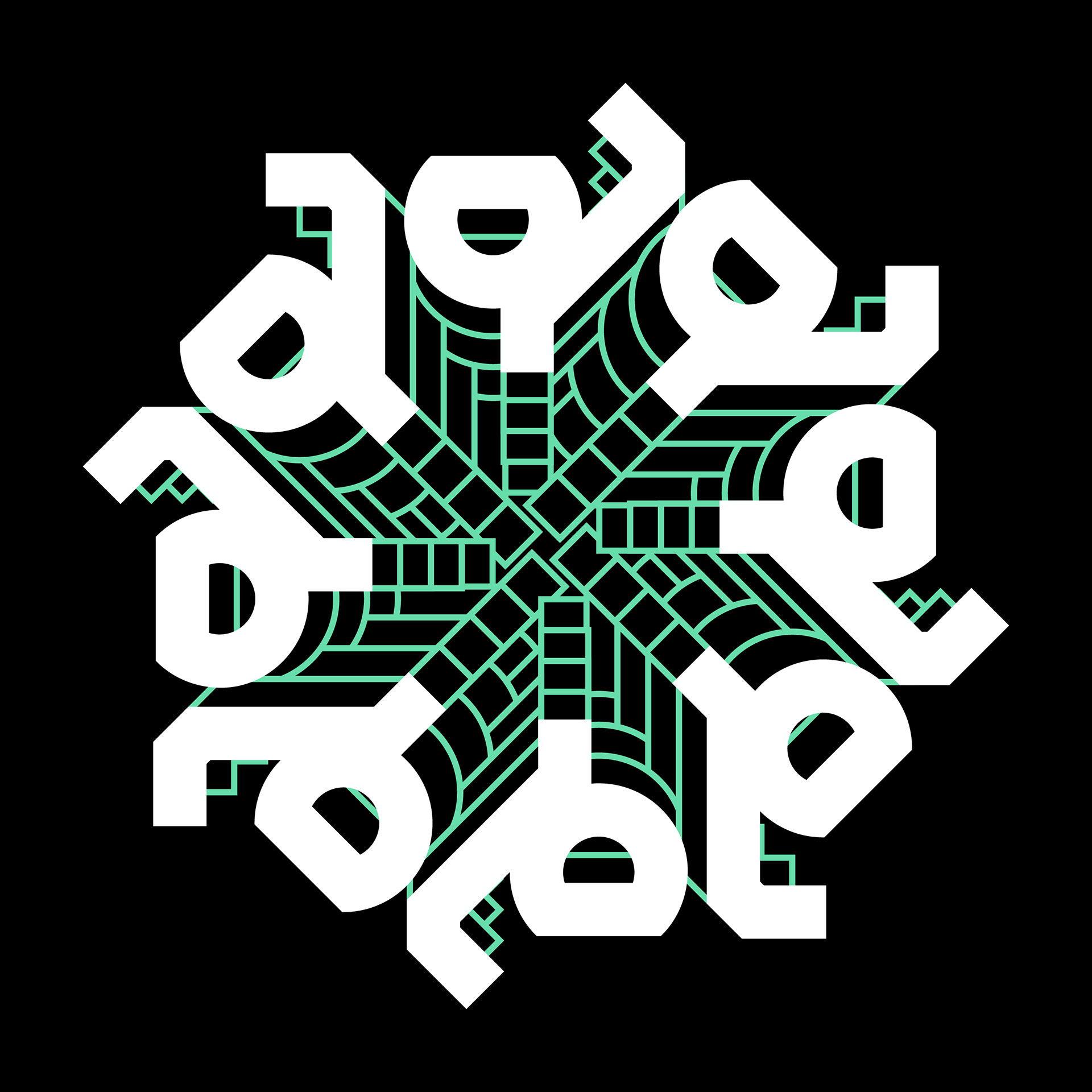 SK Pila Free Font - decorative