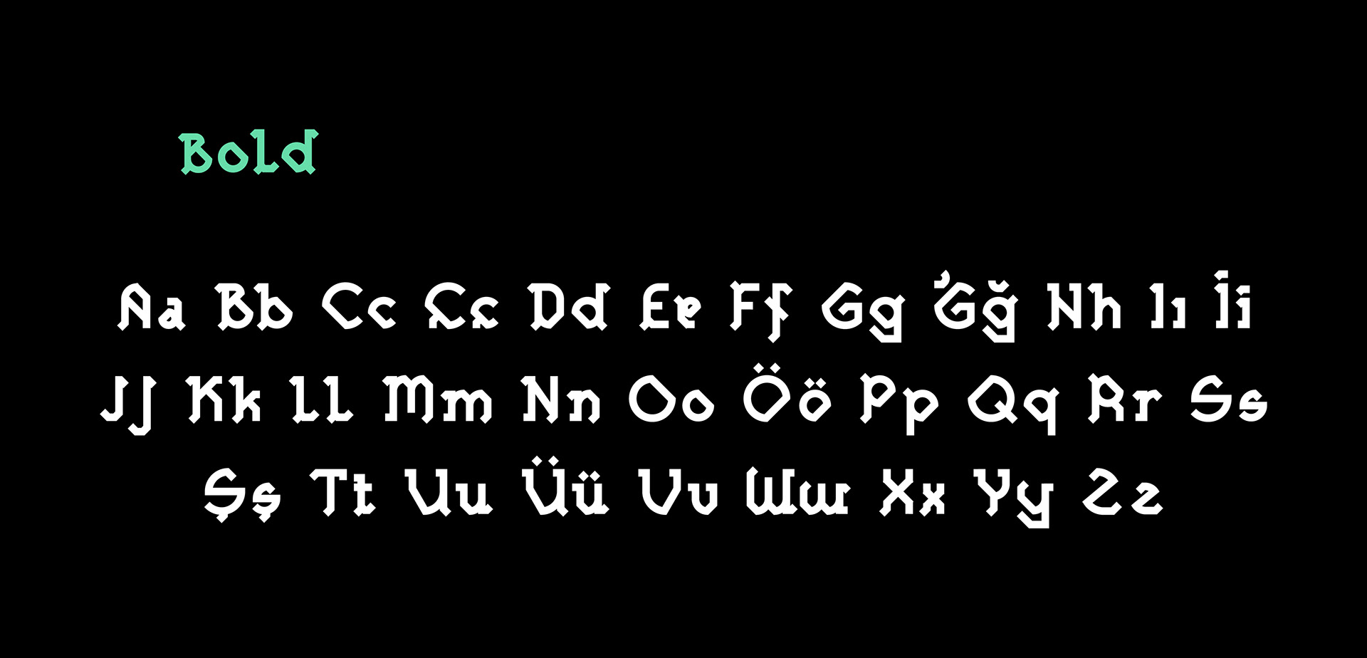 SK Pila Free Font - decorative-display