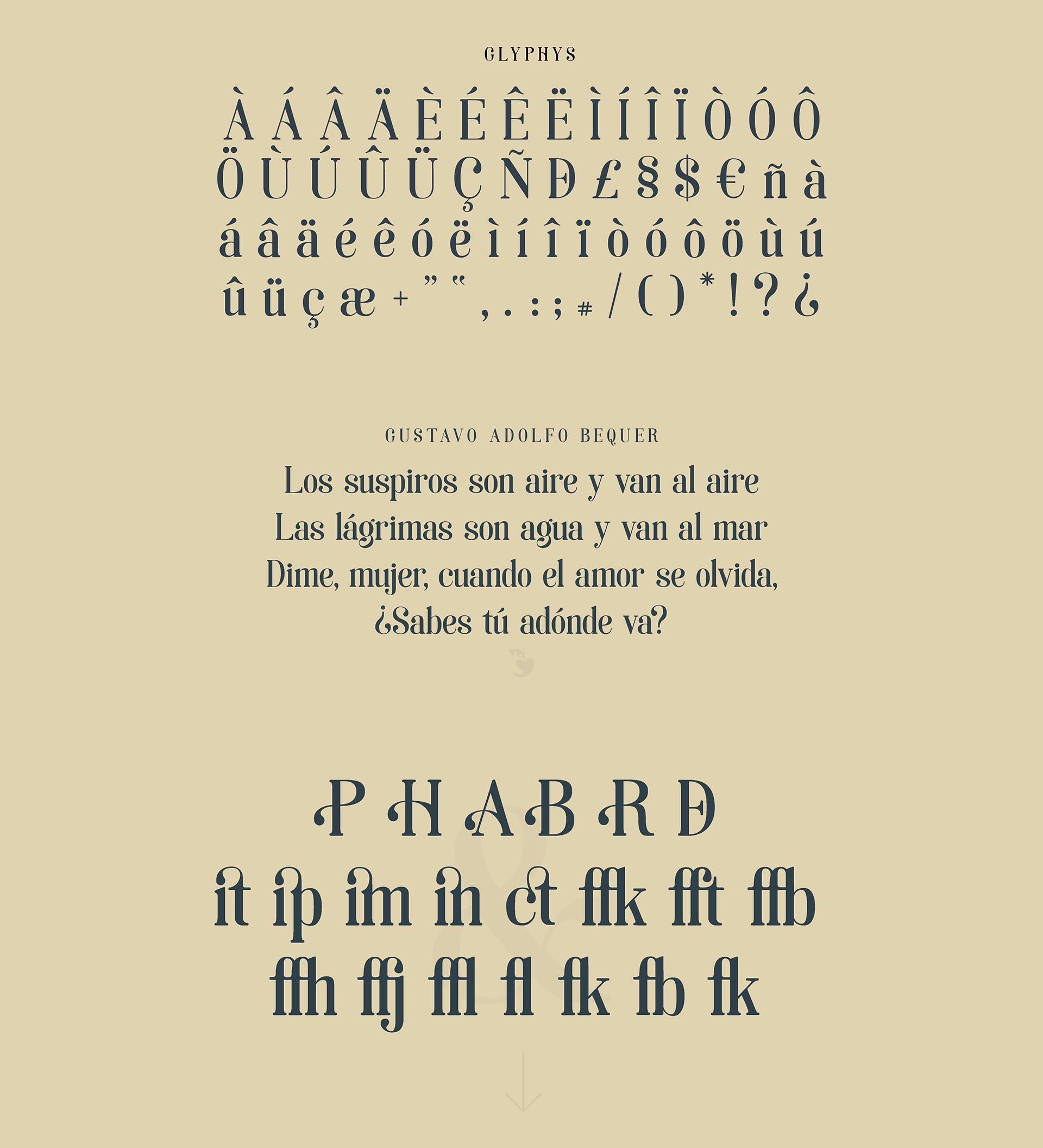 Soria Free Font - serif