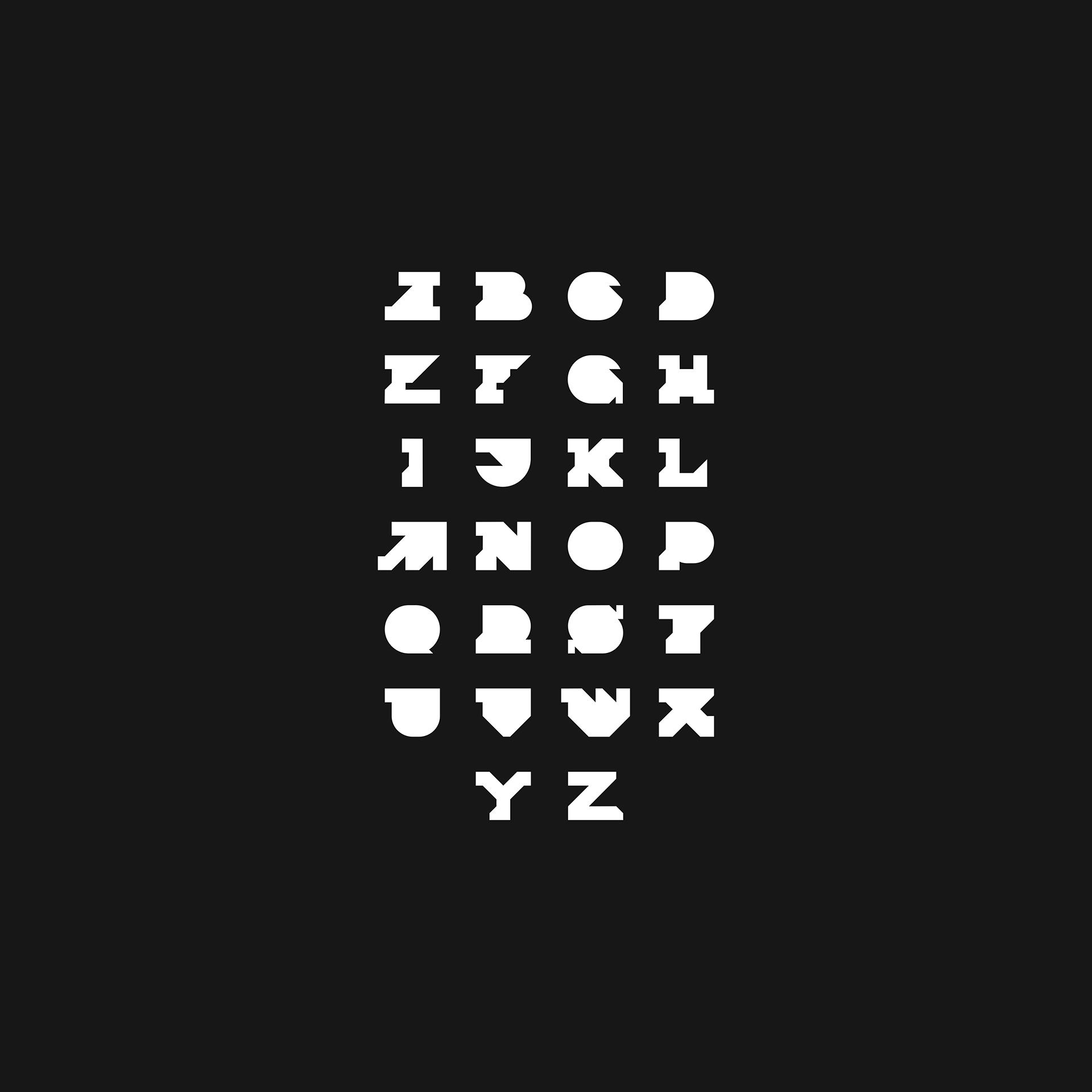 TERMINA Free Font - decorative-display