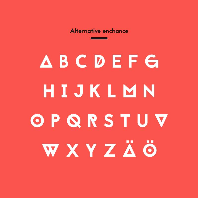 Jaapokki free font — fontsrepo