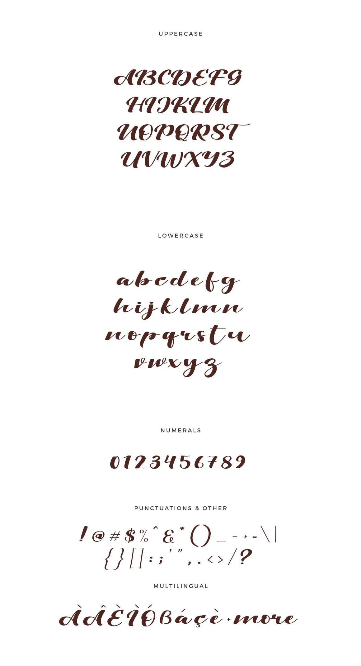 Viski Script Free font - script