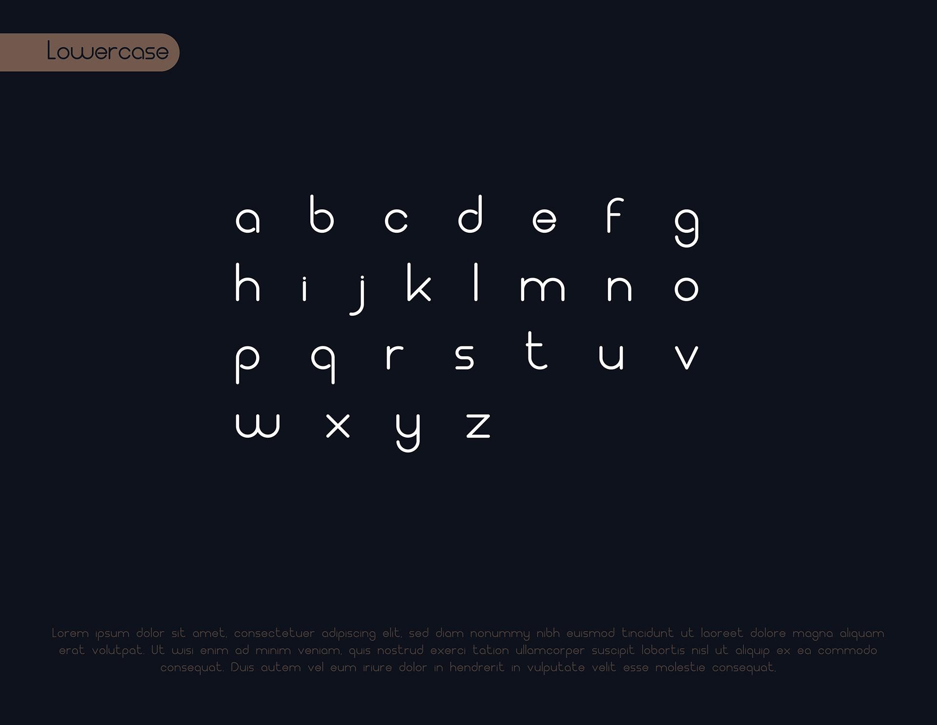 Waxe Free Typeface - sans-serif